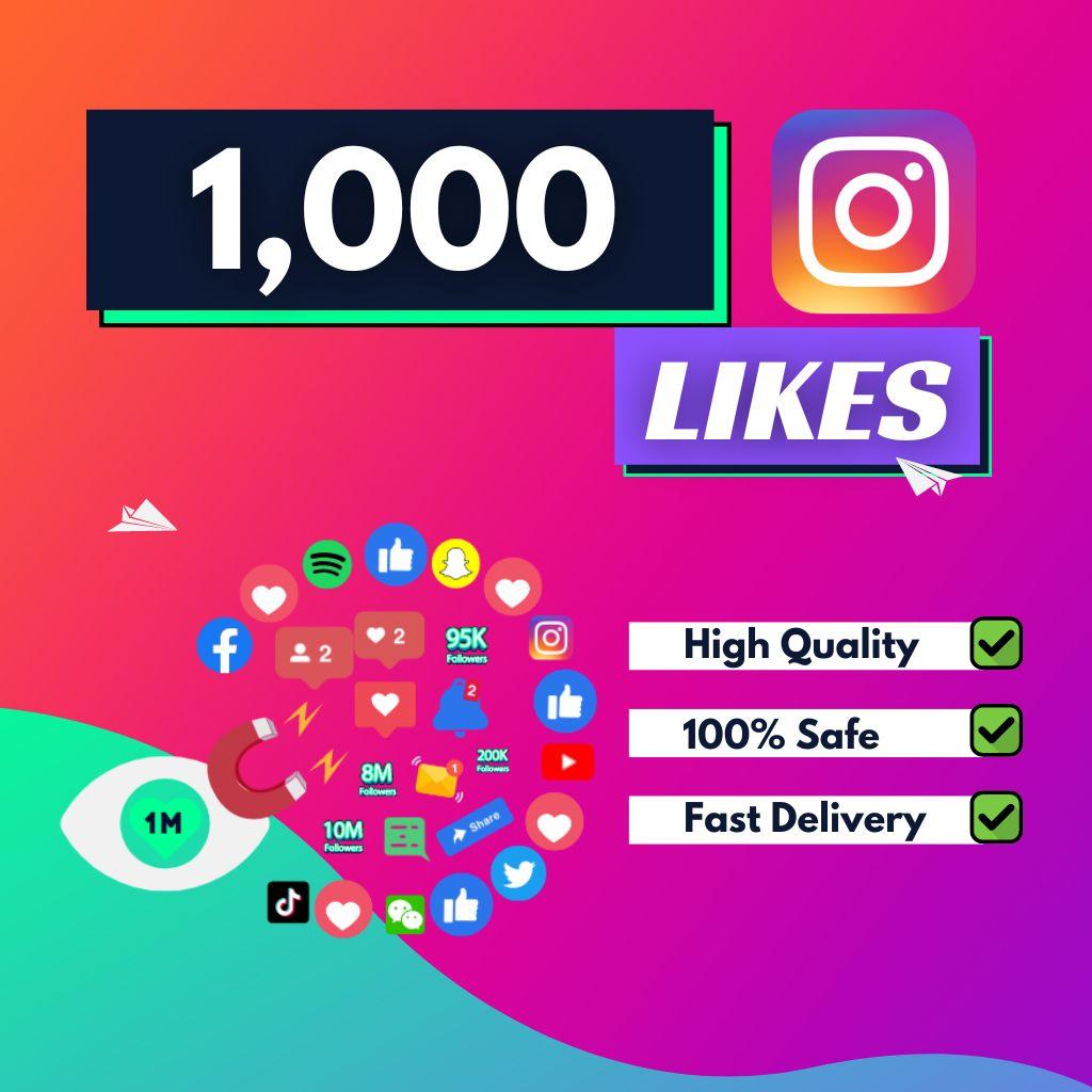 1000-Instagram-Likes