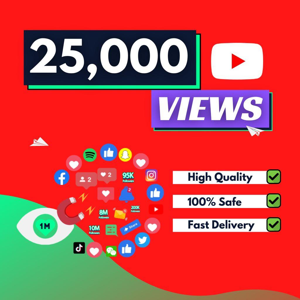 25000-YouTube-Views