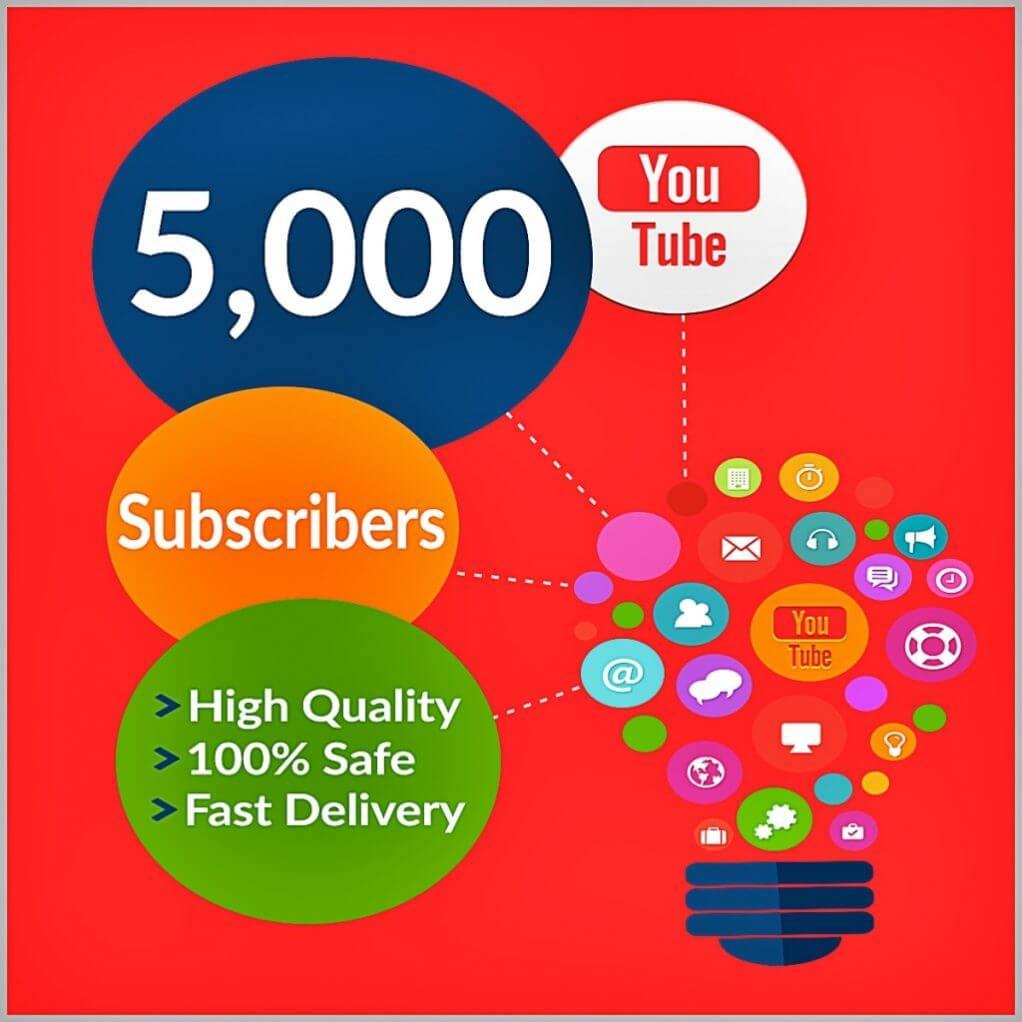 5000-YouTube-Subscribers