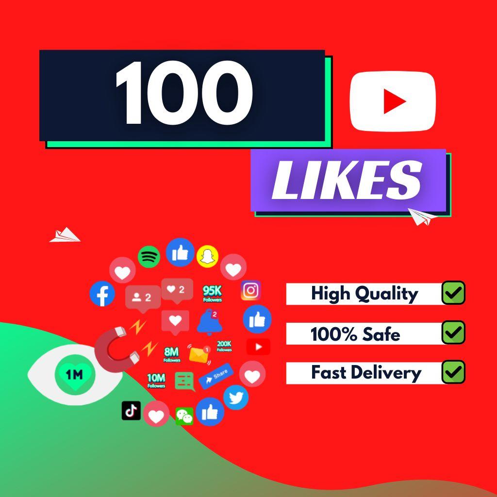 100-YouTube-Likes