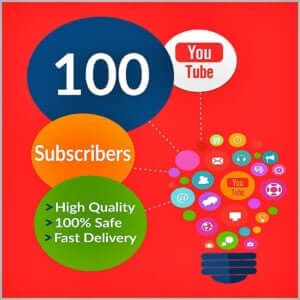 100 Youtube Subscribers