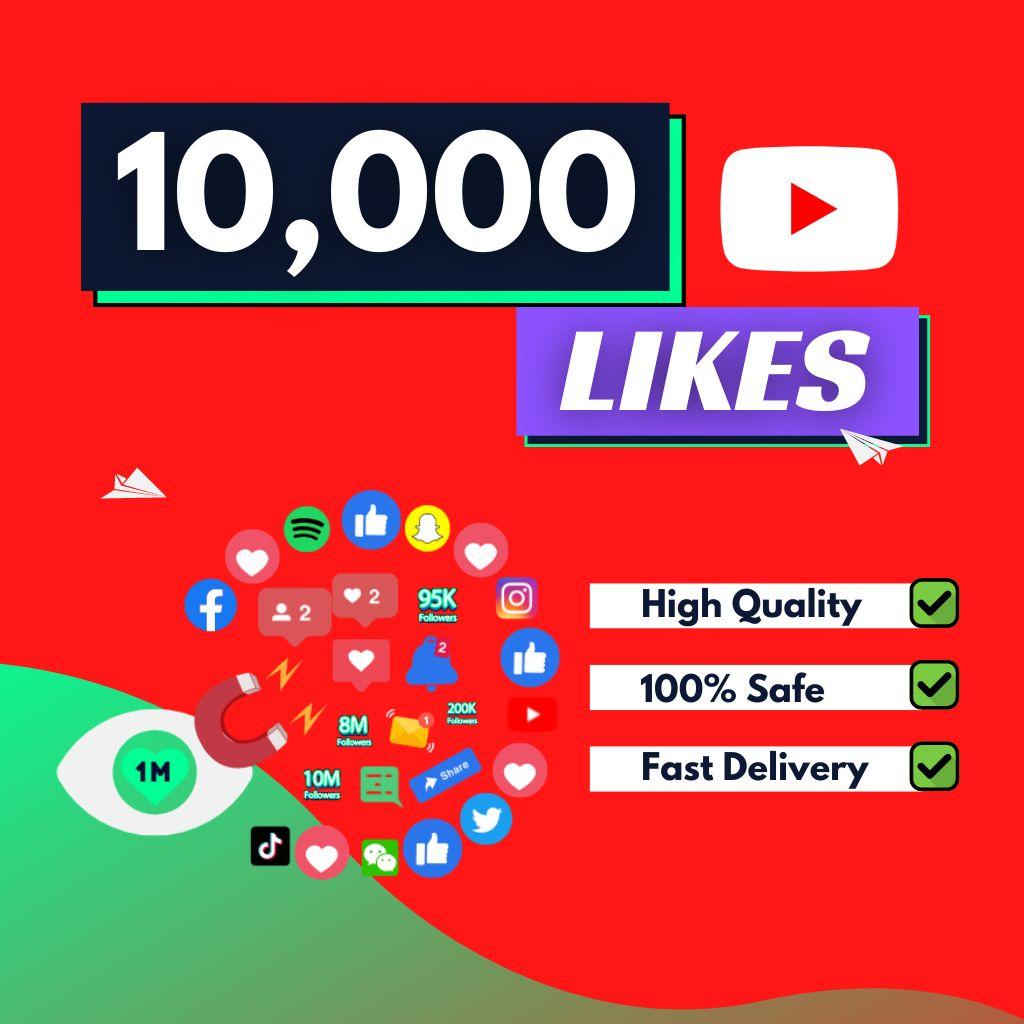 10000-YouTube-Likes