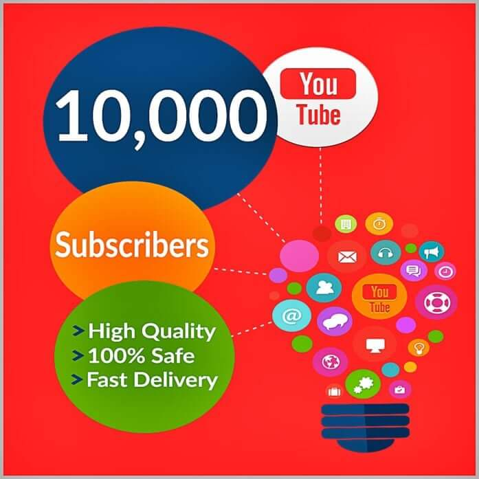 10000-YouTube-Subscribers