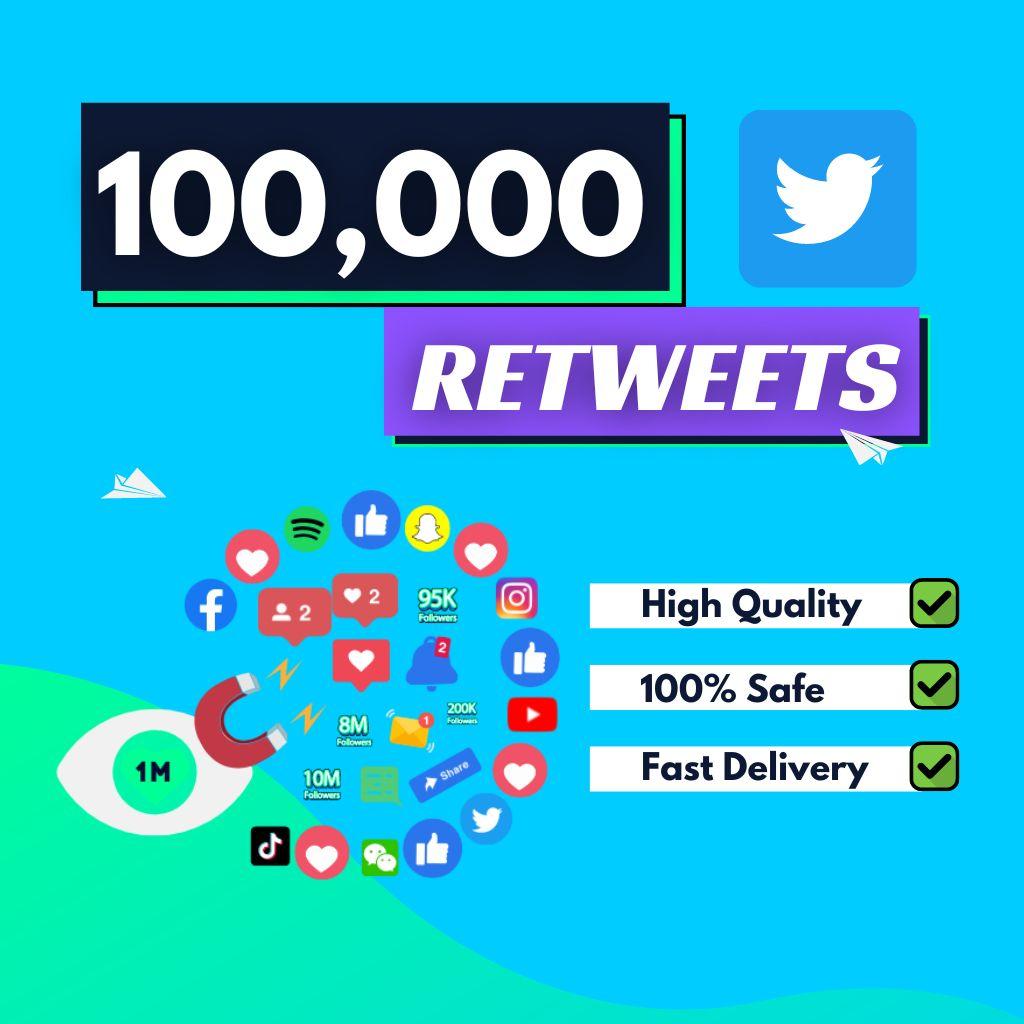 100000-Twitter-Retweets
