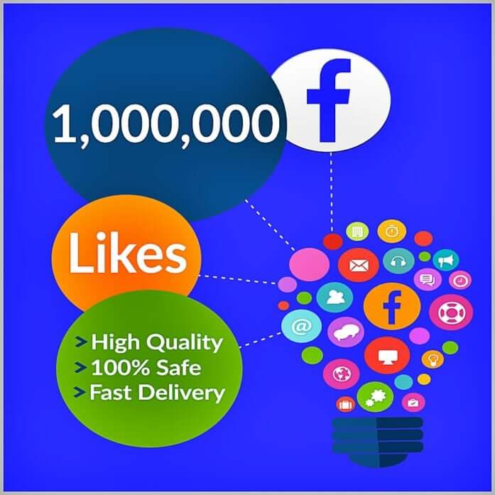 buy 1 million facebook likes