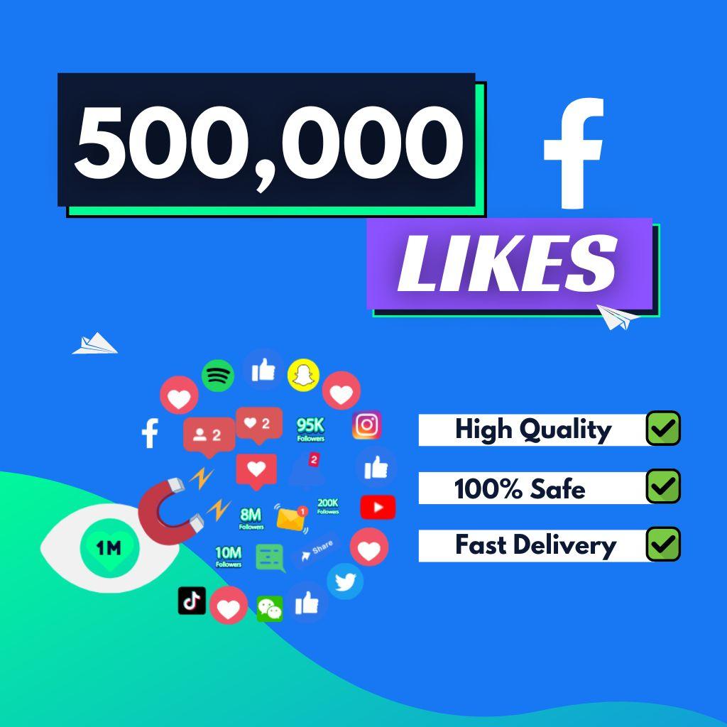 buy 500000 facebook likes