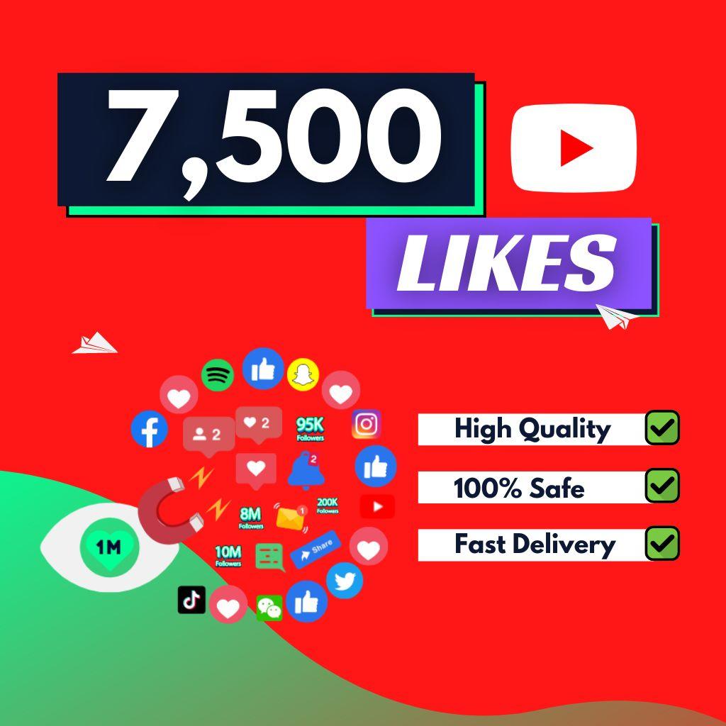 7500-YouTube-Likes