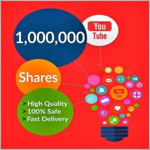 1000000-YouTube-Shares
