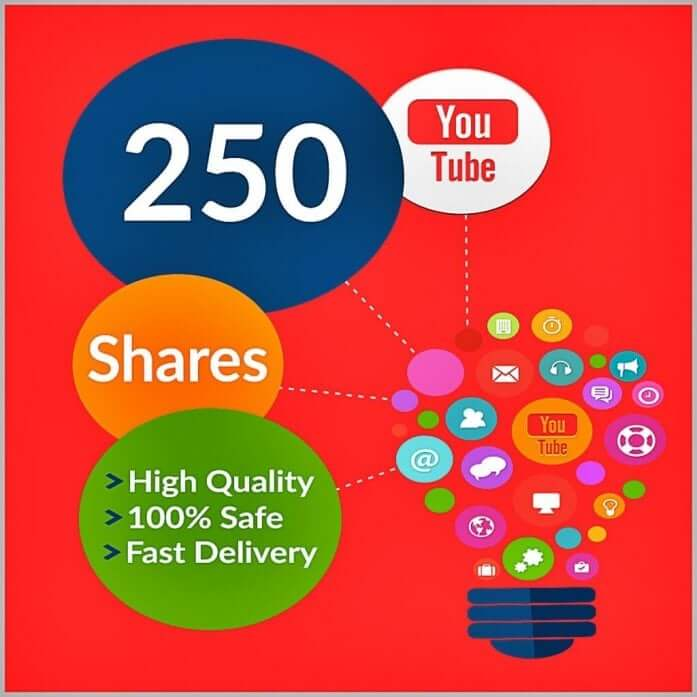 250-YouTube-Shares