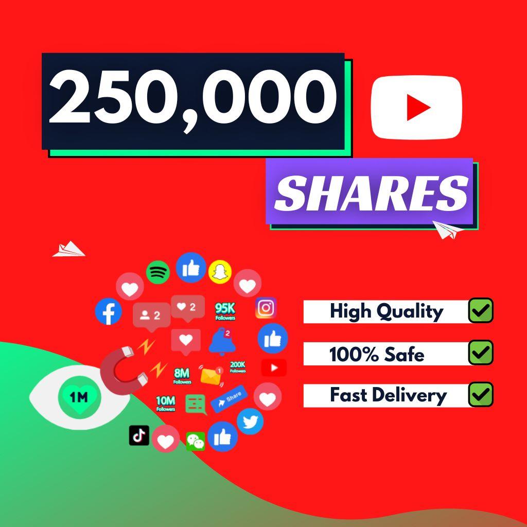 250000-YouTube-Shares