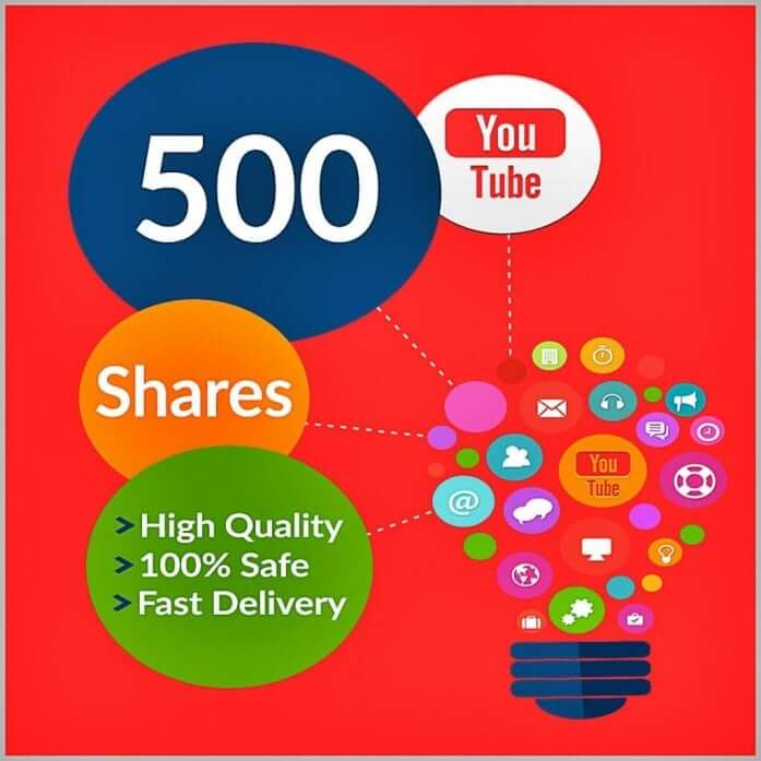 500-YouTube-Shares