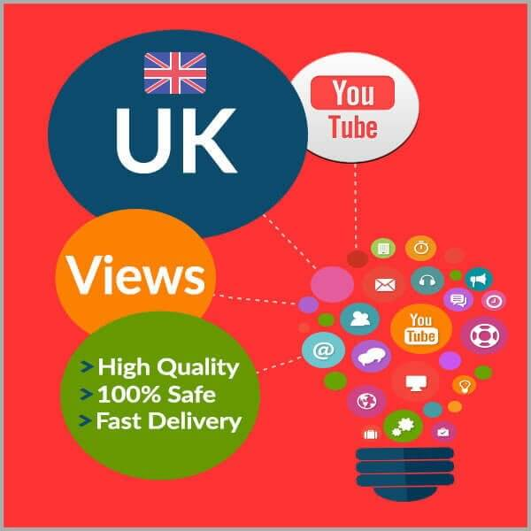 Buy UK YouTube Views