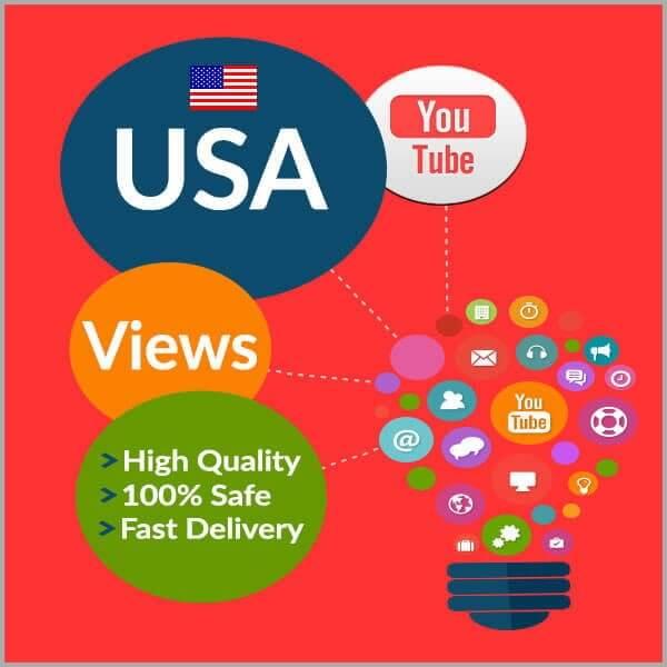 Buy USA YouTube Views