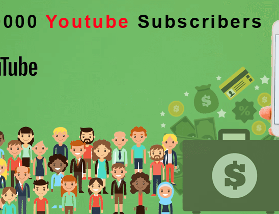 buy real 10000 YouTube Subscribers