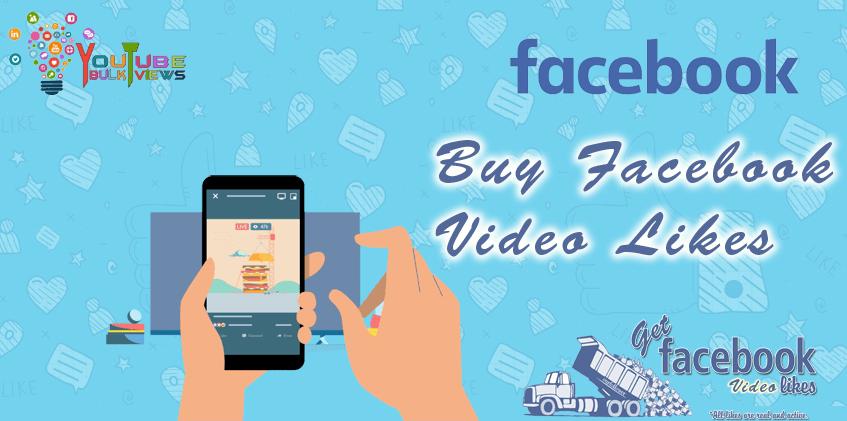Buy Facebook Video Likes