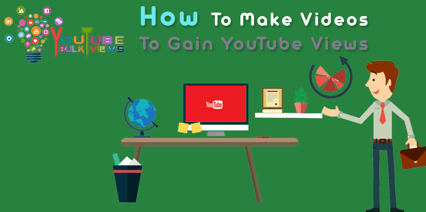 how to gain youtube views