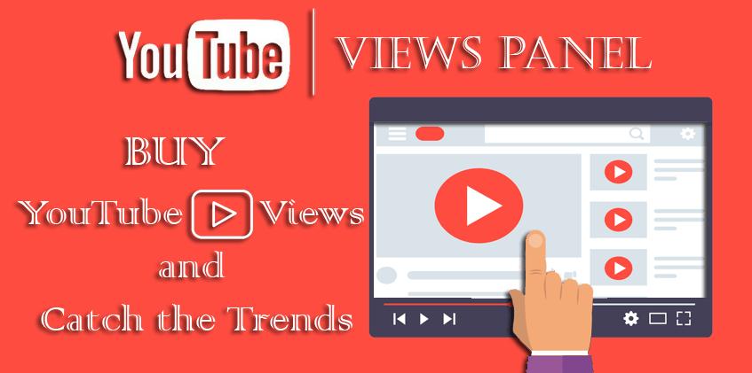 YouTube Views Panel