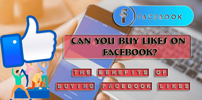 can you buy likes on Facebook