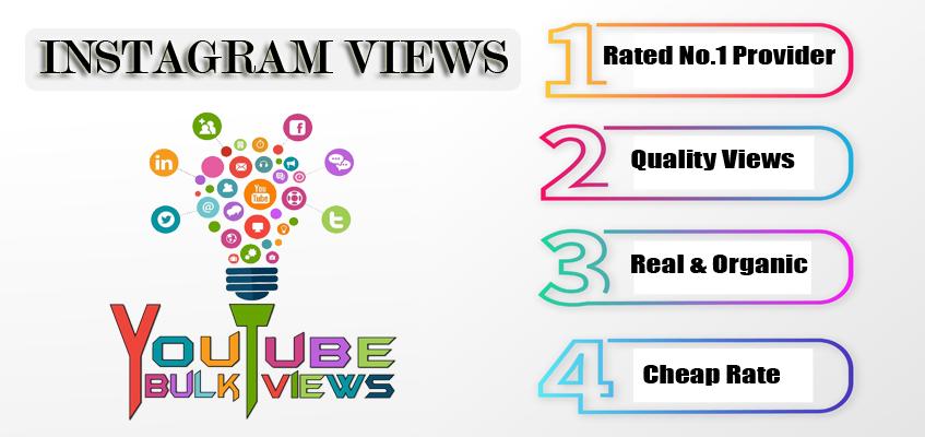 How to Increase Instagram Views - YouTubeBulkviews