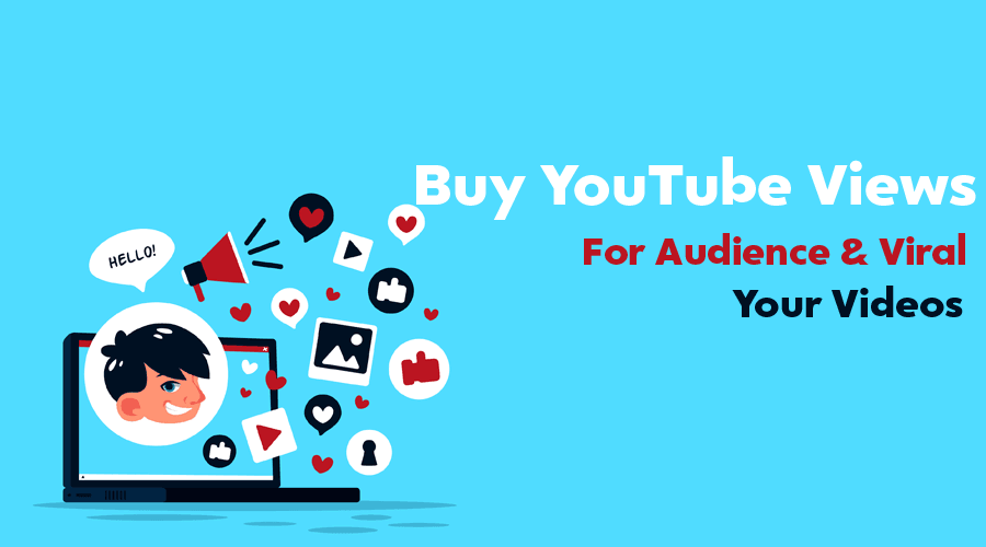 buy youtube views for audience