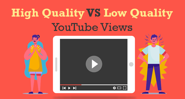 Quality YouTube Views