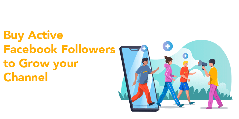 Buy Active Facebook Followers