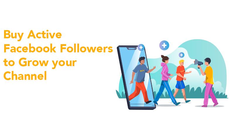 Buy Active Facebook Followers