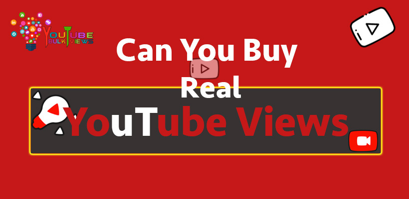 Can you buy real YouTube views