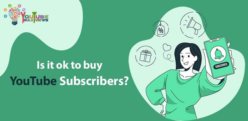 Buy 1,000 YouTube subscribers for $5